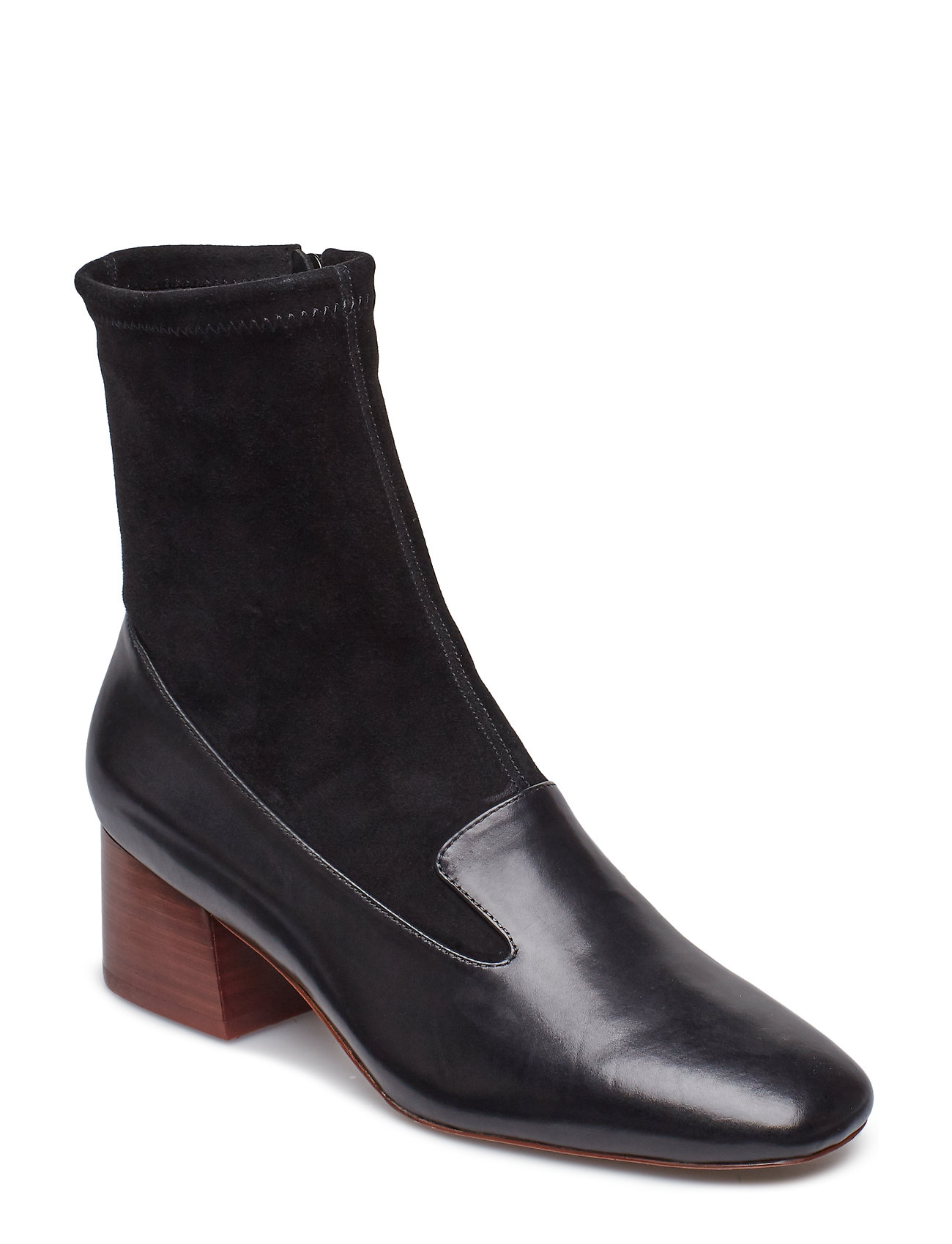TIGER OF SWEDEN Bottasino Shoes Boots Ankle Boots Ankle Boots With Heel Schwarz TIGER OF SWEDEN