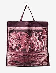 Tiger of Sweden - ALVARA - tote bags - regal red - 1