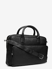 Tiger of Sweden - BANYAN - briefcases - black - 2