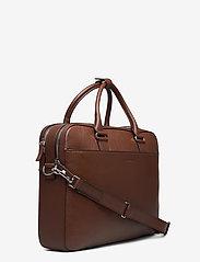Tiger of Sweden - BURIN - briefcases - cognac - 2