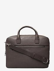 Tiger of Sweden - BECKHOLMEN - laptop bags - grey stone - 0