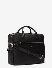 Tiger of Sweden - BERIDARE - briefcases - black - 2