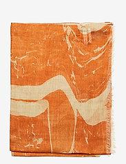 Tiger of Sweden - MARMOSIA - skjerf - artwork - 2