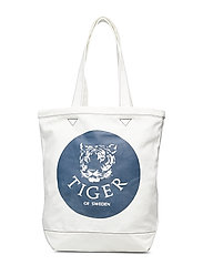 Circ Bags Shoppers Casual Shoppers Hvit TIGER OF SWEDEN
