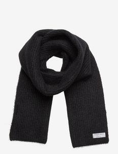 ERLINIA - vinterskjerf - black