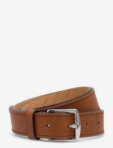 BJARKA - ceintures classiques - cognac