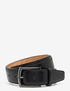 BERGSTROM - ceintures classiques - black