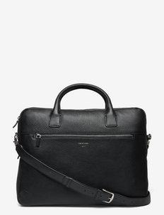 BERIDARE - torby na laptopa - black
