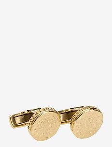 CRONSTEDT - manschettenknöpfe - gold