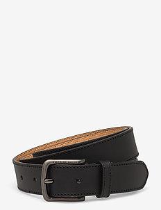 BEIRNE - ceintures classiques - black
