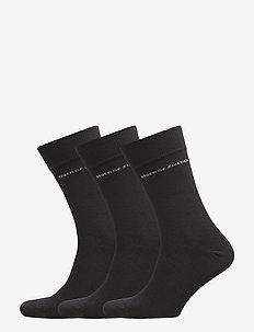 ABRAMIO - vanlige sokker - black