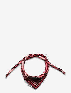 SOANE - scarves - pink coral