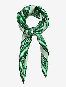 KINE - scarves - artwork