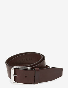ROLAN - belts - dark brown