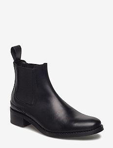 EDMONTON - chelsea boots - black