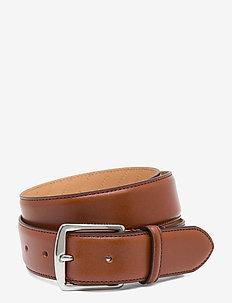 BORGHOLM - belts - cognac