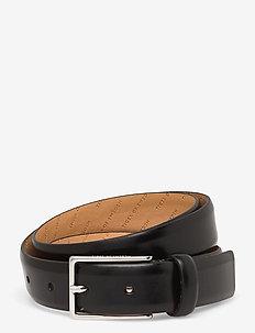 BANNOCK - ceintures classiques - black