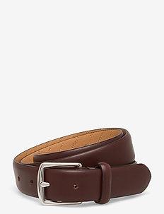 BARISTENT - ceintures classiques - dark brown