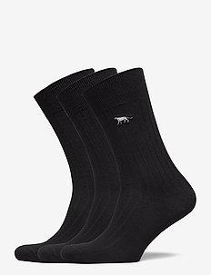 REIGATE R3 - vanlige sokker - black
