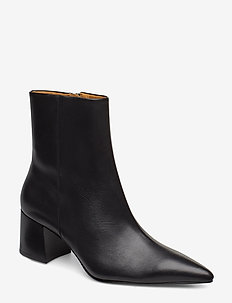 SIRAN - ankle boots with heel - black