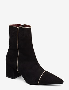 SIRAN P - ankle boots with heel - black