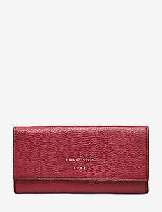 MONELLI - wallets - wicked red
