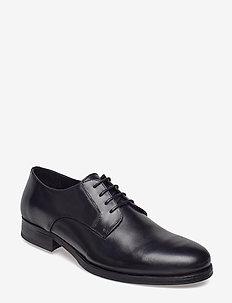 SENNIT - chaussures lacées - black