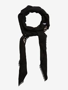 SHEREKAN - scarves - greige sand