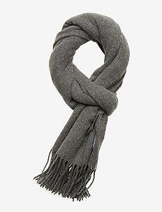 LIND - scarves - grey melange