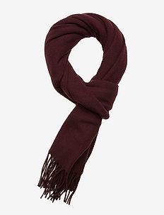 LIND - scarves - noon plum