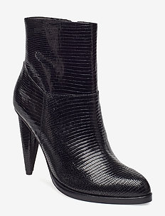 BEATAR - ankle boots with heel - black