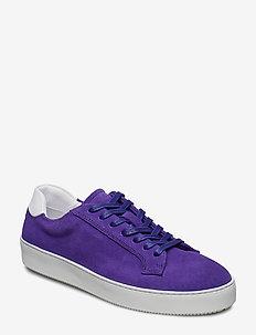 SALASI - matalavartiset tennarit - hot purple