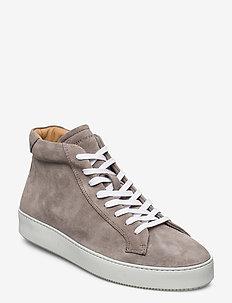 SALAS HI - høy ankel - light stone grey