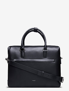 BERNS - briefcases - black