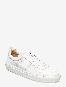 SALO - matalavartiset tennarit - white