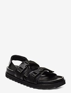 JORAN - sandały - black