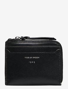 ANDRA - klassisk lommebok - black