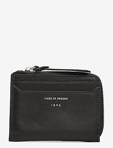 ANDRA - klasyczny portfel - black