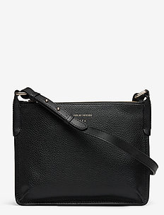 BINDINA - shoulder bags - black