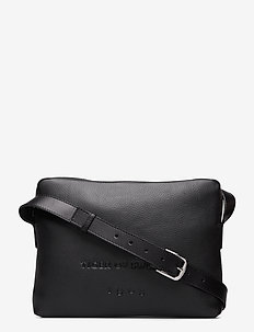 BULOW - shoulder bags - black