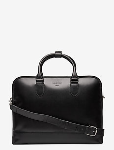 BOCKMAN - laptoptassen - black