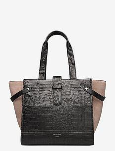 ARLOTTA - handbags - black