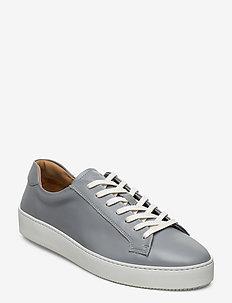 SALAS - matalavartiset tennarit - light stone grey