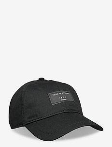 HENT - czapki - black
