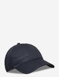 HENT - caps - light ink