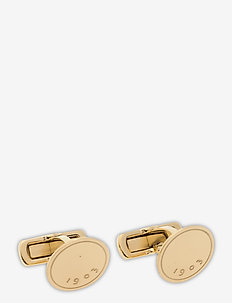 ALDON - cuff links - gold
