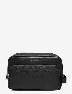 BULTER - toiletry bags - black