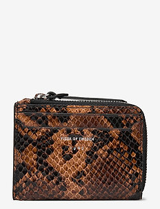 ANDRA S - wallets - medium brown
