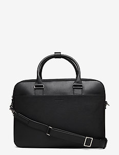 BURIN - laptoptassen - black