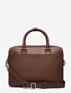 BOSUN - laptop bags - cognac